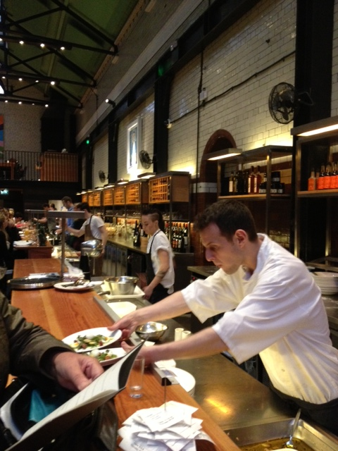 the tramshed bar