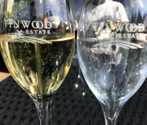 Getting Fizzical at Tinwood Estate.