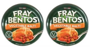 Fray Bentos goes veggie.