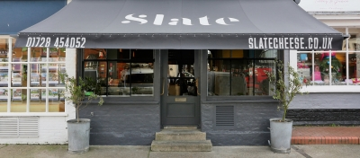 Slate shortlisted for Best Specialist Cheese Shop.