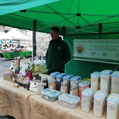 A zero waste lifestyle with Bury Wholefoods
