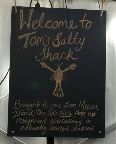 Toms Salty Shack